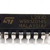 Circuit integrat L293D driver PWM