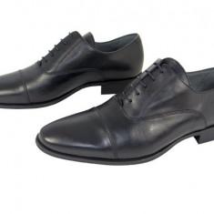 Pantofi eleganti barbati piele naturala Denis-1289 n - Pantofi barbati, Piele naturala
