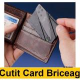 Cutit pliabil card briceag - Briceag/Cutit vanatoare