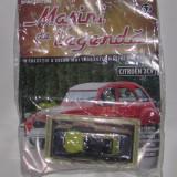 Citroen 2 CV, Masini de legenda Nr. 62 - Macheta auto, 1:43