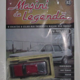VW Passat B2, Masini de legenda Nr. 83 - Macheta auto, 1:43