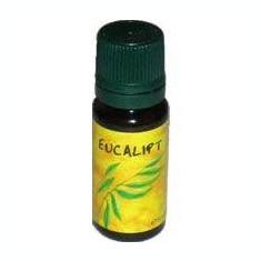 ULEI EUCALIPT VOLATIL 10ml SOLARIS - Ionizator