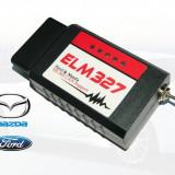 Interfata diagnoza auto - ELM327 WiFi Modificat FORScan iOS Android Windows, Ford Mazda CAN