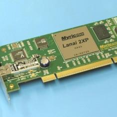 Server de stocare - Placa Fibra Optica M3F-PCIXF-2, PCI si PCI- X, 2 Gbps