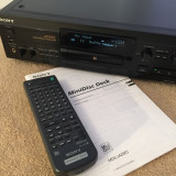 Deck audio - SONY JA20 ES MINIDISC