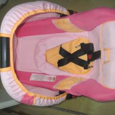 Scaun auto bebelusi grupa 0+ (0-13 kg) - Vand scoica bebe
