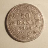 Monede Romania - 50 BANI 1900