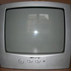 Televizor CRT - Televizor color, tub catodic, BLUESKY, diagonala 36 cm, functional + telecomanda
