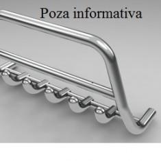 Bullbar auto - Bullbar inox compatibil MERCEDES VITO 1999-2003