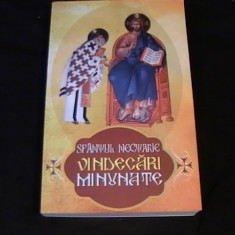 SFINTUL NECTARIE-VINDECARI MINUNATE-375 PG-