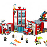 LEGO® City Remiza de pompieri - 60110