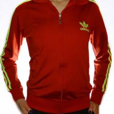 Trening dama - Trening Adidas dama - trening rosu - trening slim - CALITATE GARANTATA
