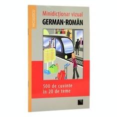 Minidictionar vizual german-roman - DEX