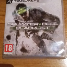 JOC PS3 TOM CLANCY's SPLINTER CELL BLACKLIST ORIGINAL / by WADDER - Jocuri PS3 Ubisoft, Shooting, 18+, Multiplayer