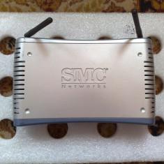 Router Alta adsl SMC Barricade SMC SMC7904WBRA - netestat, Porturi LAN: 4, Porturi WAN: 1