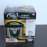 Aparat de gatit sub presiune PowerCooker Plus 7.6 L