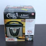 Aparat Gatit Aburi - Aparat de gatit sub presiune PowerCooker Plus 7.6 L