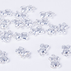Charm din argint 925 model ursuleț