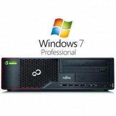 Sisteme desktop fara monitor - Calculatoare Refurbished Fujitsu ESPRIMO E900 Core i5 2400 Windows 7 Pro