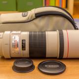 Obiectiv DSLR Canon, Tele, Autofocus, Canon - EF/EF-S, Stabilizare de imagine - Teleobiectiv Canon EF 300mm f/4L IS USM