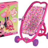 Carucior pentru papusi Minnie Mouse Disney
