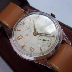 Ceas de mana - Ceas rusesc de colectie, Pobeda ZIM 2602 15 jewels, made in URSS / 3