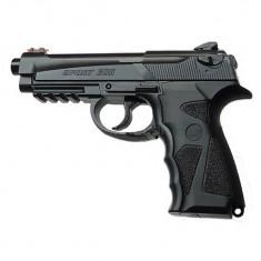 Arma Airsoft - Pistol BERETTA ELITE import USA, aer comprimat, CO2=SUPER PUTERNIC, pusca+MUNITIE
