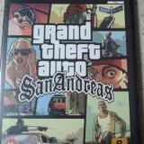 Jocuri PS2 Altele, Shooting, 18+, Single player - Vand joc playstation 2, PS2, GTA SAN ANDREAS, ca nou, engleza, PAL