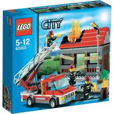 Pompieri Lego City 60003 Alarma incediu/ Fire Emergency, nou, sigilat, 5-12 ani