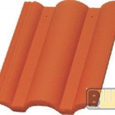 Tigla ceramica - Mediterran standard tigla beton 1/2 180 x 480 mm