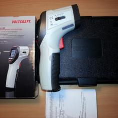 Termometru IR detector punţi termice Voltcraft termometru cu infrarosu