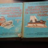 BUCATARIA ROMANEASCA SI SANATATEA OMULUI, 2 VOLUME - TUDOR MANTA, GHE.STEFAN