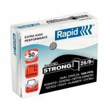 Rapid Capse 26/8+, 1000 buc/cutie, RAPID Super Strong