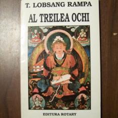 Al treilea ochi - T. Lobsang Rampa - Carti Budism