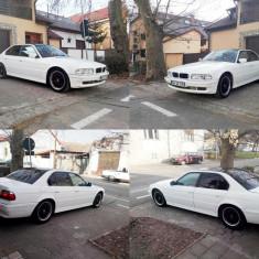 BMW Seria 7 725 Alb Diesel inm. RO 2012 unic prop. scutit impozit / timbru mediu - Autoturism BMW, An Fabricatie: 2000, Motorina/Diesel, 290 km