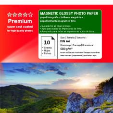 Hartie foto imprimanta - HARTIE FOTO MAGNETICA AGFA 680G/10COLI