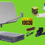 Antena tv hd auto /camping/rulota