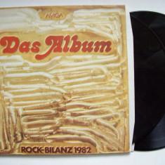 Disc vinil ROCK - BILANZ 1982 (2 discuri)(Produs Amiga - R.D.G.) - Muzica Rock