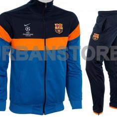 Trening barbati Nike, Microfibra - Trening Nike Barcelona, Slim Fit + LIVRARE GRATUITA!
