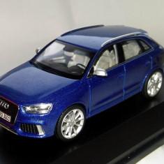 SCHUCO Audi RS Q3 albastru Interlagos 2015 1:43 - Macheta auto Alta