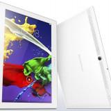 """Tableta Lenovo LN TAB2 A10-30, 10"""" QC, 1GB, 16GB, WIFI, WH"""