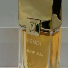 Fendi Theorema 30ml (scos din productie, greu de gasit) - Parfum femeie