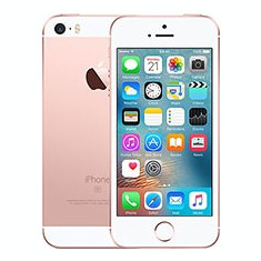 IPhone SE 16GB Rose Gold sigilat garantie 24 luni - Telefon iPhone Apple, Roz