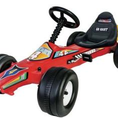 Masina curse cu pedale Go Kart