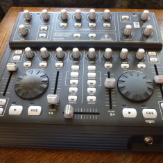 CONSOLA DJ BEHRINGER B-CONTROL DEEJAY BCD3000 IEFTIN - Console DJ Altele
