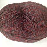 Fir de tricotat sau crosetat, lana 75% cu poliamida, degrade - Fire
