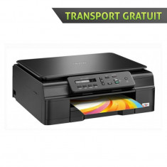Brother DCP-J132W imprimanta Wireless cu CISS - Imprimanta cu jet
