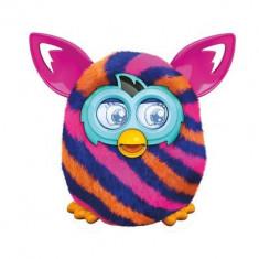 Jucarie Furby Boom Sunny Diagonal Stripes Hasbro