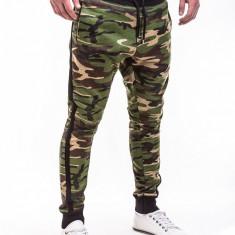 Pantaloni camuflaj - Pantaloni barbati, Marime: M, L, XL, XXL, Culoare: Din imagine, Lungi, Bumbac