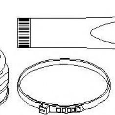 Ansamblu burduf, articulatie planetara FORD MONDEO Mk III limuzina 2.0 16V DI / TDDi / TDCi - TOPRAN 302 384 - Burduf auto